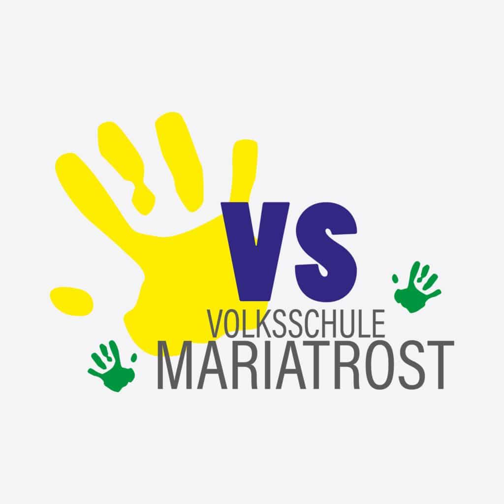 Thomas Kern Grafiker Vs Mariatost Logo