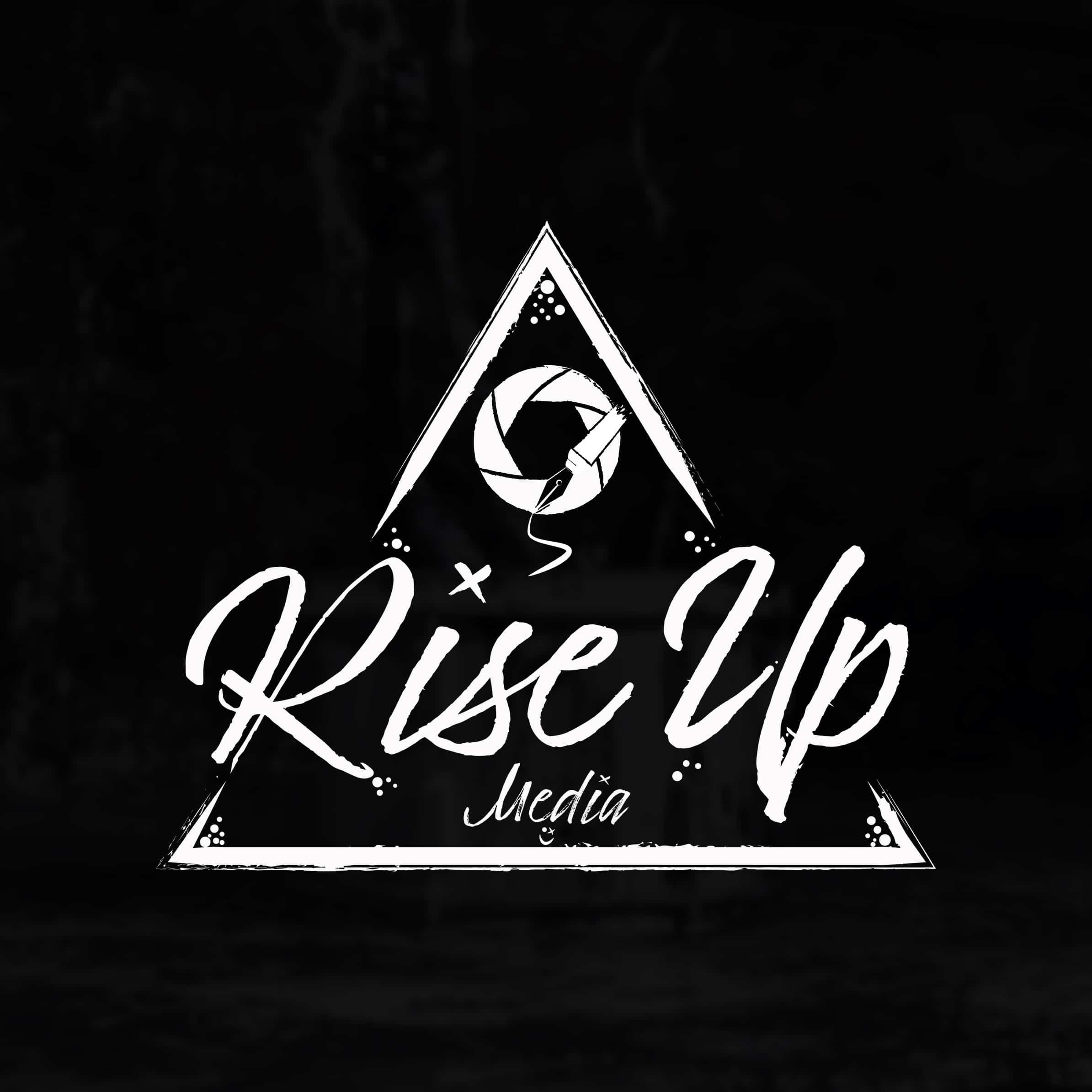Rise Up Media Thomas Kern Logo