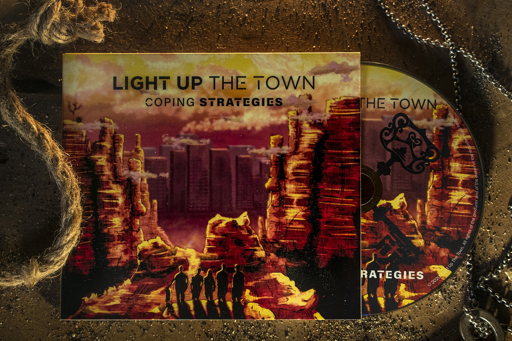 Light Up The Town - Coping Strategies (1web
